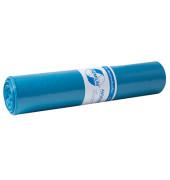 Müllsack Typ 80 PREMIUM 240l 60mic blau 10 St./Pack.