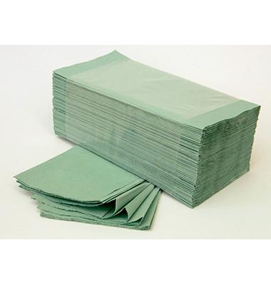 Papierhandtuch Plus 4021101 V-Falz 25x23cm gn 20x250 Bl./Pack.