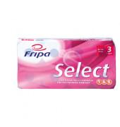 Toilettenpapier Select 1030807 3-lagig 8 Rollen