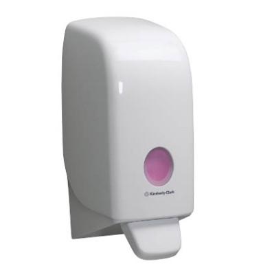 Seifenspender 6948 23,5x11,6x11,4cm Kunststoff weiß