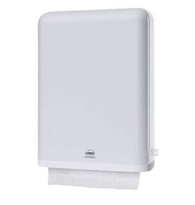 Handtuchspender 331010 440x330x150mm Kunststoff weiß