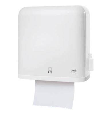 Handtuchspender Autocut 331090 Kunststoff weiß