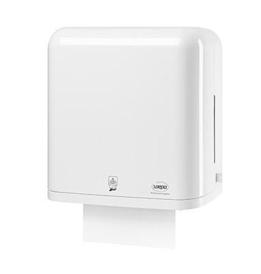 Handtuchspender Sensor 331070 29x35cm Kunststoff weiß
