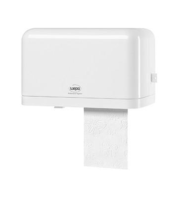Toilettenpapierspender 331080 27,0x16,3x14,7cm Kunststoff weiß