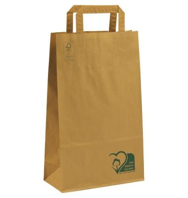 Papiertragetasche Trendbag Recycling 1FTTC010029 klein
