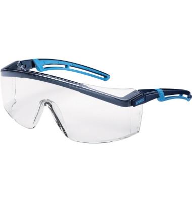 Schutzbrille astrospec 9164 065 2.0 NCH fbl. blau/hellblau