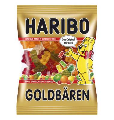 Fruchtgummi Goldbären 389195 100 g/Pack.