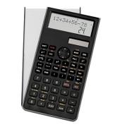 Schulrechner 82SC 12071 240Funktionen 10stellig schwarz