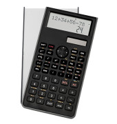 Schulrechner 82SC Solar-/Batterie LCD-Display schwarz 2-zeilig 10-stellig