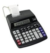Tischrechner CP3000 8663 druckend schwarz