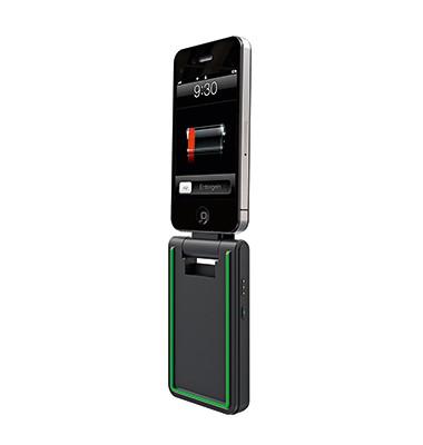 Ladegerät Complete 3in1 62750095 für iPhone 4/4S schwarz