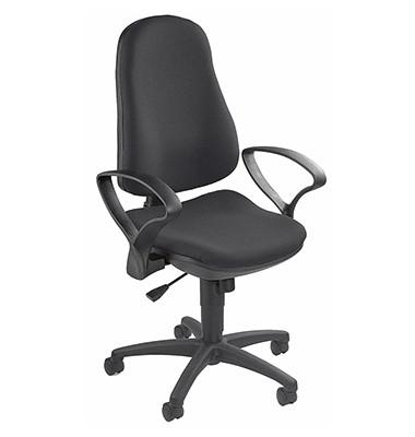 Bürodrehstuhl Support SY 8550SG20 max. 120kg schwarz