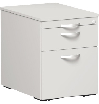 Rollcontainer Mailand S-530152-LG 430x566x600mm l.grau