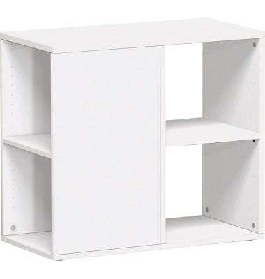 Regal Flex S-381200-W 800x400x720 mm weiß