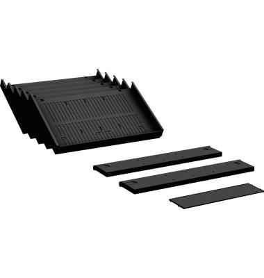 Schubladenteiler S-530900-K Set 8teilig Kunststoff