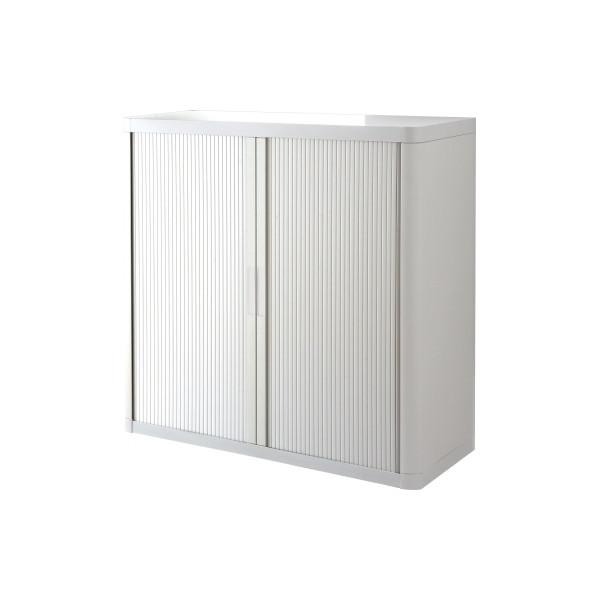 Paperflow Rolladenschrank Easy Office E1ct0006500042 1m Weiß