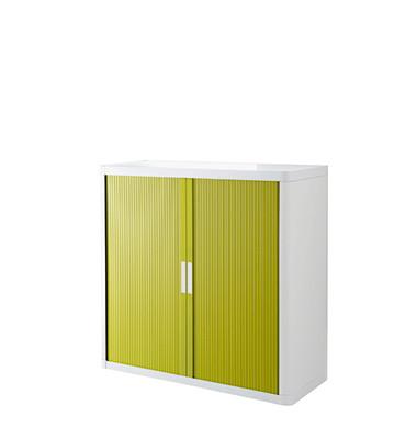 Rolladenschrank easy Office E1CT0003500042 1m grün