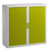 Rolladenschrank easy Office E1CT0000100044 1m grau