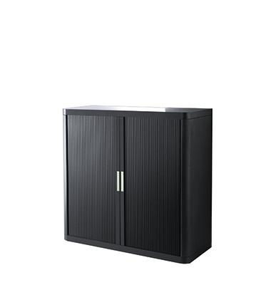 Rolladenschrank easy Office E1CT0009600045 1m schwarz