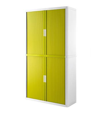 Rolladenschrank easy Office E2CT0003500062 2m grün