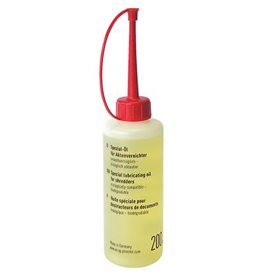 Spezialöl für Aktenvernichter 200ml