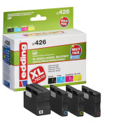 Druckerpatrone HP 932XL/933XL EDD-426 schwarz, mehrfarbig 4 St./Pack.