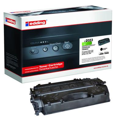 Toner 18-2023 schwarz ca 6500 Seiten kompatibel zu CE505X 05X