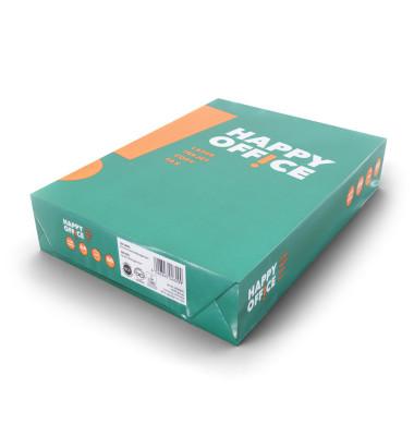 Happy Office Kopierpapier A4 80g weiß 500 Blatt