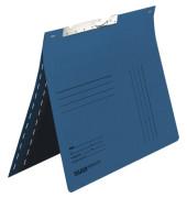 Pendelhefter 15033 A4 320g Karton blau kaufmännische Heftung / Amtsheftung