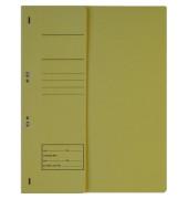 Ösenhefter DIN A4 250g/m² Karton gelb