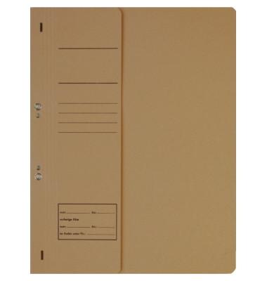 Ösenhefter DIN A4 250g/m² Karton chamois