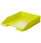 Briefablage 1027 A4 / C4 lemon stapelbar