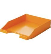Briefablage 1027 A4 / C4 orange stapelbar