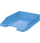 Briefablage 1027 A4 / C4 hellblau stapelbar