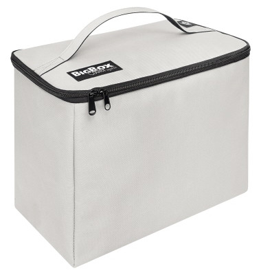 Kühltasche BigBox 16,5l Polyester/Polyethylen hellgrau