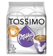 Kakaodisc Milka Maschine 8 x 15 g/Pack.
