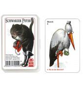 Spielkarten Original Schwarzer Peter Kunststoffetui