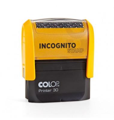 Sicherheitsstempel Printer 30 Incognito - Stempel im Blister