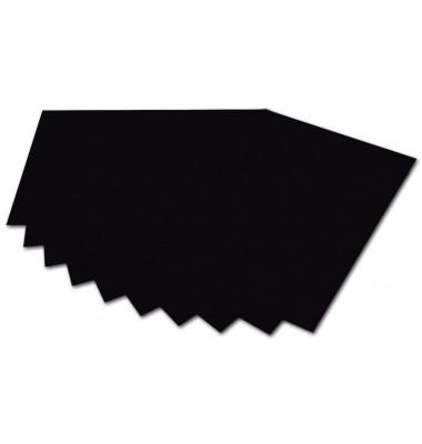 Fotokarton - 50 x 70 cm, schwarz