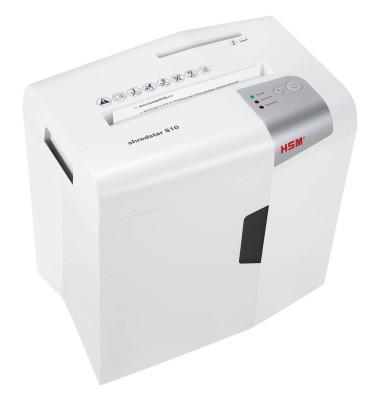 Aktenvernichter Shredstar S10, 1042121, P2 Streifenschnitt 6 mm, bis 10 Blatt