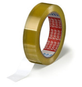 Klebeband PVC transp. 25mm x 66m 6 Rollen