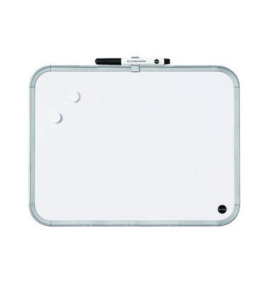 Whiteboard Easy Click 33,5 x 27,9 cm lackiert Kunststoffrahmen