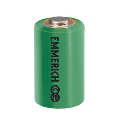 Batterie Lithium 1/2 AA 3,6V 1200mAh 14,5x25,2mm ER14250