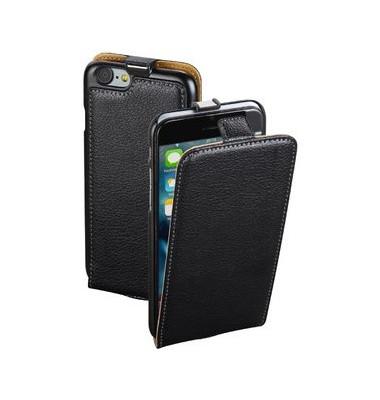 Flap-Tasche für iPhone 7 schwarz