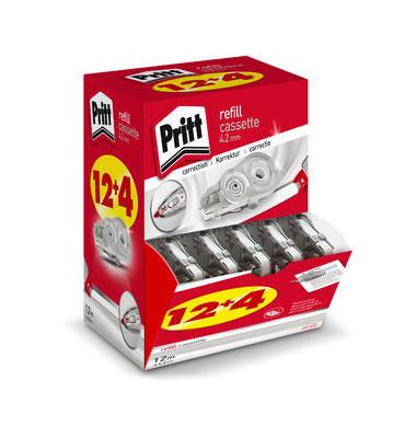 Refillkassette KR Refill Flex PRX4M 4,2mm x 12m 16 St