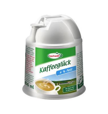 Hochw.Kaffeeglück Kondensmilch Kähnchen 4% 200g