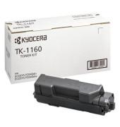 Toner TK-1160 schwarz ca 7200 Seiten