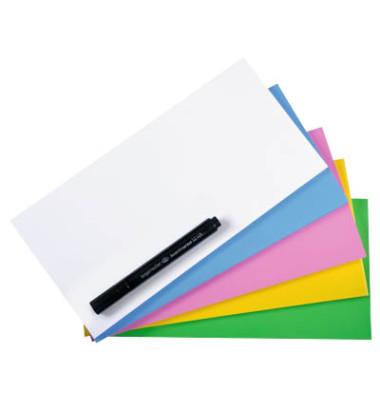 Magic-Chart Notes sortiert 10x20cm 250 St