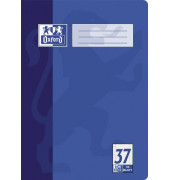 Schulheft A4 Lineatur 37 liniert mit Doppelrand weiß 16 Blatt