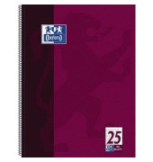 Collegeblock Office 100050355, A4 liniert, 90g 80 Blatt, 4-fach-Lochung
